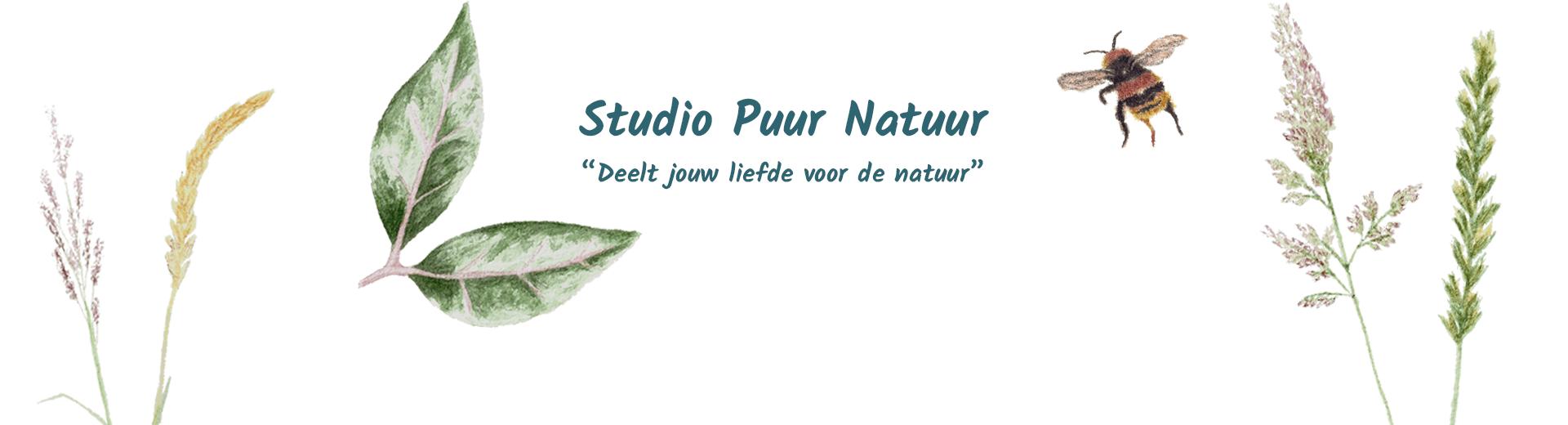 Studio Puur Natuur - Deelt jouw liefde voor de natuur